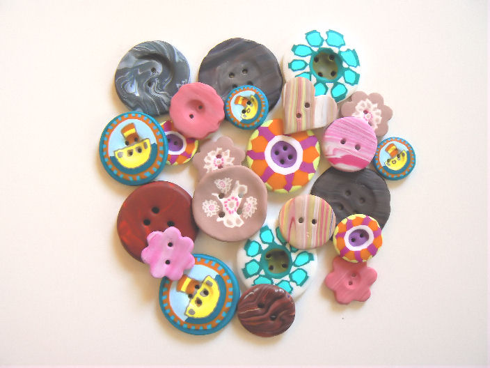 Buttons Workshop