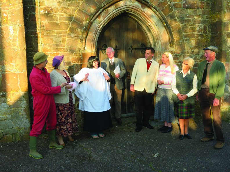 Hatherleigh Players - Vicar of Dibley